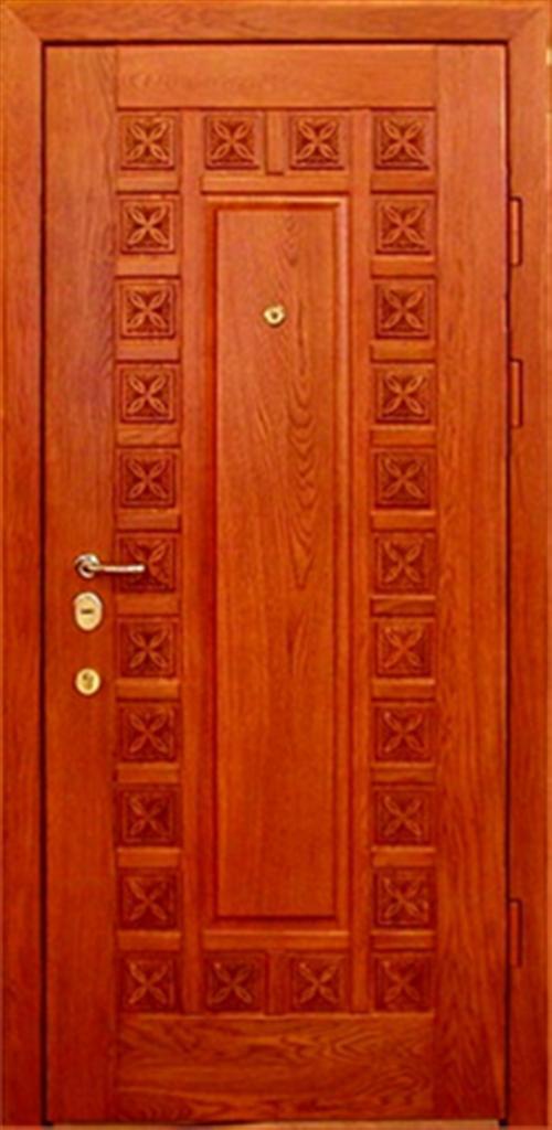 заказать деревянные двери входные в красноярске